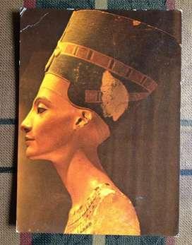 Postal Egipcia Nefertiti