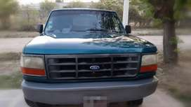 Ford f100 supercab