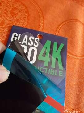 Protector Indestructible Huawei Psmart 2019 Glass Pro 4k