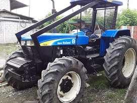 Venta de lindo tractor agricula modelo 7630