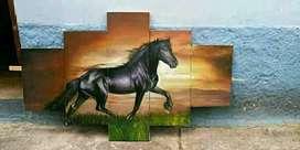 Cuadro de caballo