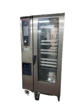 Horno de Gastronomia - Pasteleria Industrial - Panaderia Industrial 20 bandejas Automático, PERFECTO ESTADO Rational