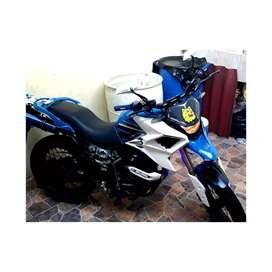 Axxo tracker 250cc