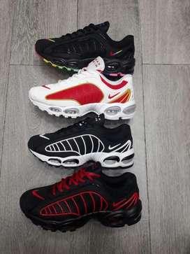 Tenis Nike Air Máx 7 Cámaras