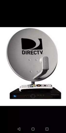 Necesitas una antena directv