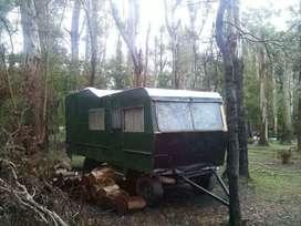 Casa rodante trailer