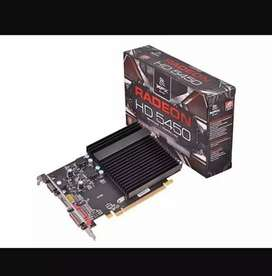 Tarjeta de video Radeon HD 6450 2GB DDR3