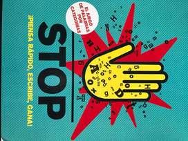 Juego de mesa STOP