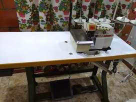 Máquina fileteadora original Siruba