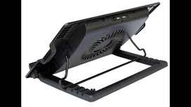 Base Soporte Refrigerante Para Computador Portátil Ergostand Robusta Graduable PC