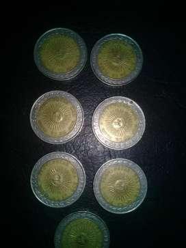 Moneda 1 peso