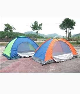 Carpa para Camping de 4 Personas Tienda