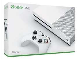 Vendo mi consola xbox one blanca