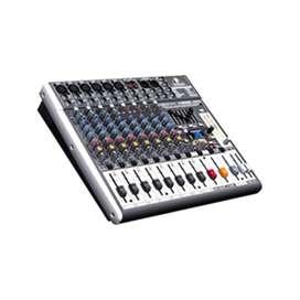 Consola Behringer X1222USB Music Box Colombia Mezclador audio