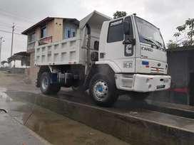 Volqueta ford cargo del 2009