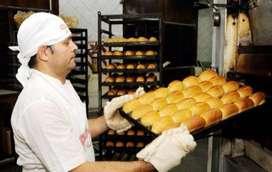 Nos encontramos a la búsqueda de Panadero - Pastelero