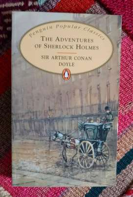 Libro usado en inglés - The Adventures of Sherlock Holmes