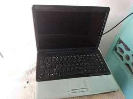 portátil compaq CQ41-226LA LEER