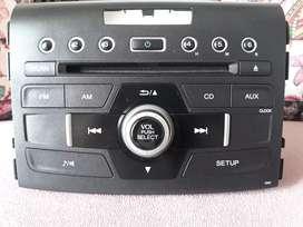 RADIO ORIGINAL HONDA CRV