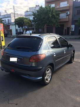 PEUGEOT 206 XT PREMIUM 2005 TECHO ABS