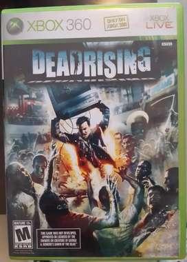Dead rising 1 Xbox 360