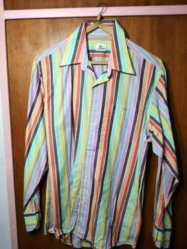 Camisas Lacoste manga larga y corta
