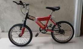 Bicicleta para Niñ@ de 2 a 6 años