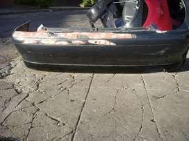 repuesto volkswagen polo,paragolpe trasero original usado volkswagen polo minimo detalle
