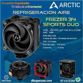 FREZER 34 eSports DUO ARCTIC