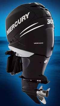 """Mercury 300 HP Verado Motor 4 tiempos fuera de borda - Cola 25"""" para botes, lanchas o yates de 23 a 40 pies"""