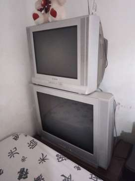 """TV 21"""" y 29"""" Samsung usado en muy buen estado"""