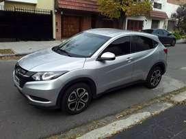 Honda HRV LX Aut con cuero