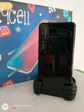 Huawei P30 Lite Negro Brillante 128 Gb