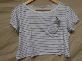 Camiseta a rayas