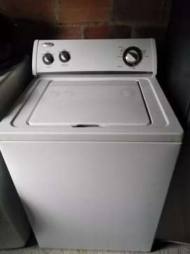Vendo lavadora whirpool americana