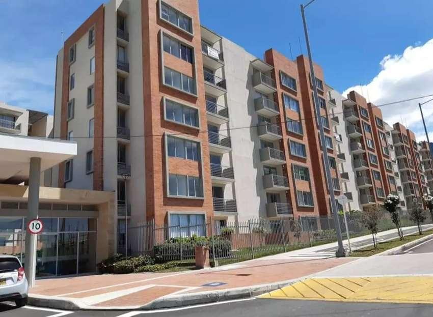 Se arrienda apartamento nuevo frente barrio vergel 0