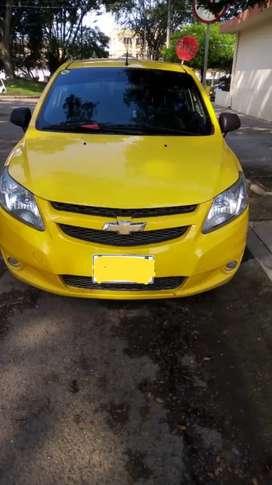 Venta de vehículo tipo taxi Chevrolet Sail