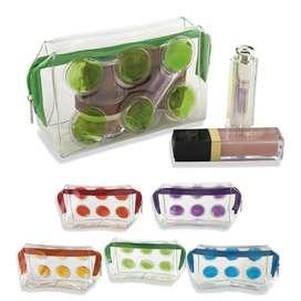 # Cosmetiquera en PVC Bubbles Ref. Va-555