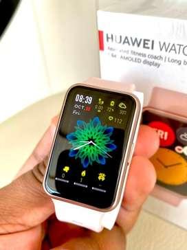 Huawei Watch FIT Dorado