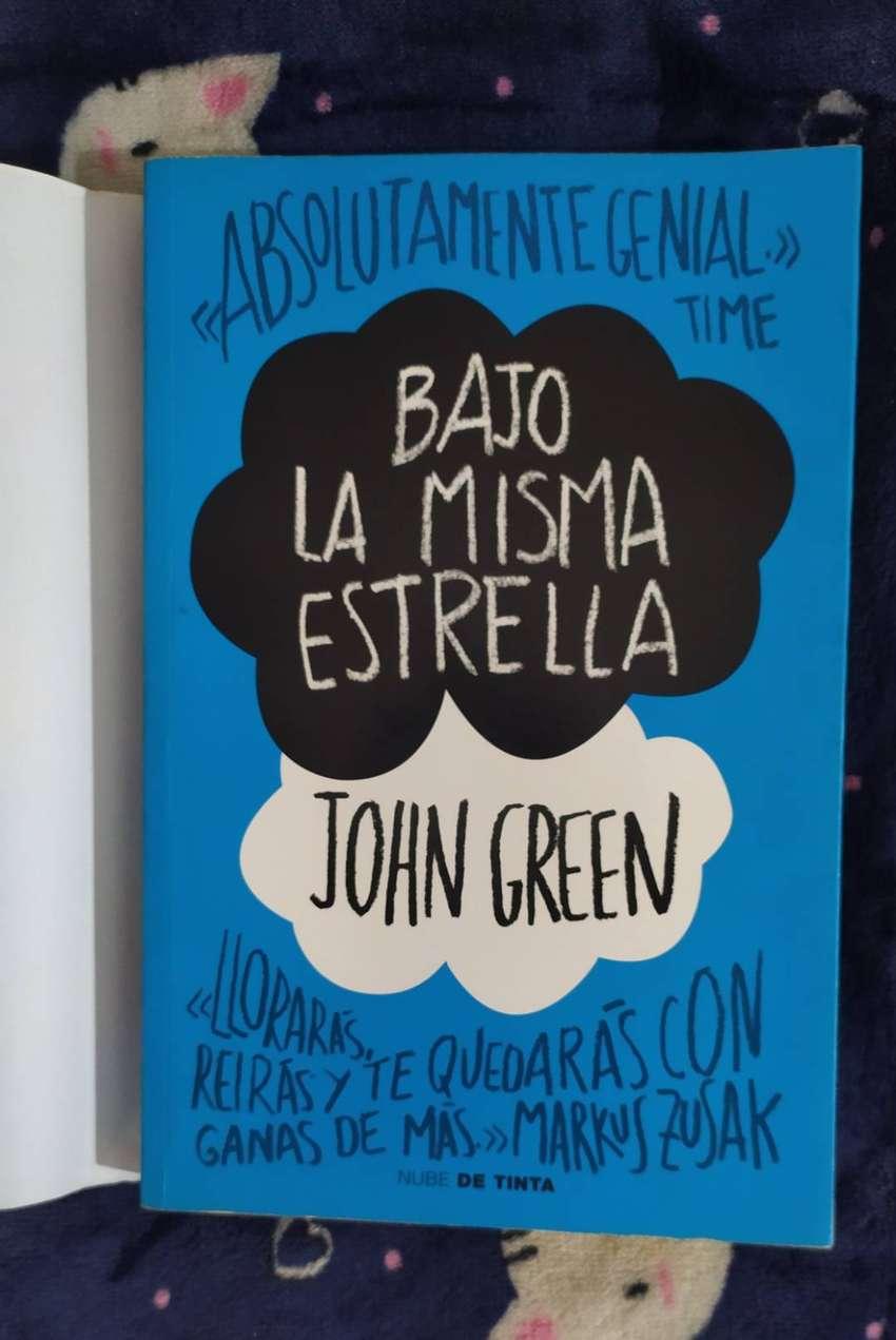 Bajo La Misma Estrella  - John Green 0