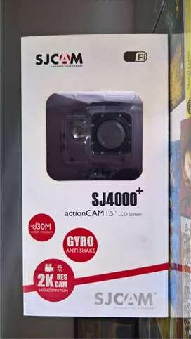 camara de accion sjcam 4000 wifi plus tipo go pro, action cam, camara deportiva, camara para moto, camara extrema gopro