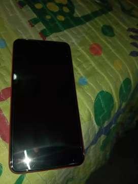 Samsung Galaxy A10, Color Rojo.