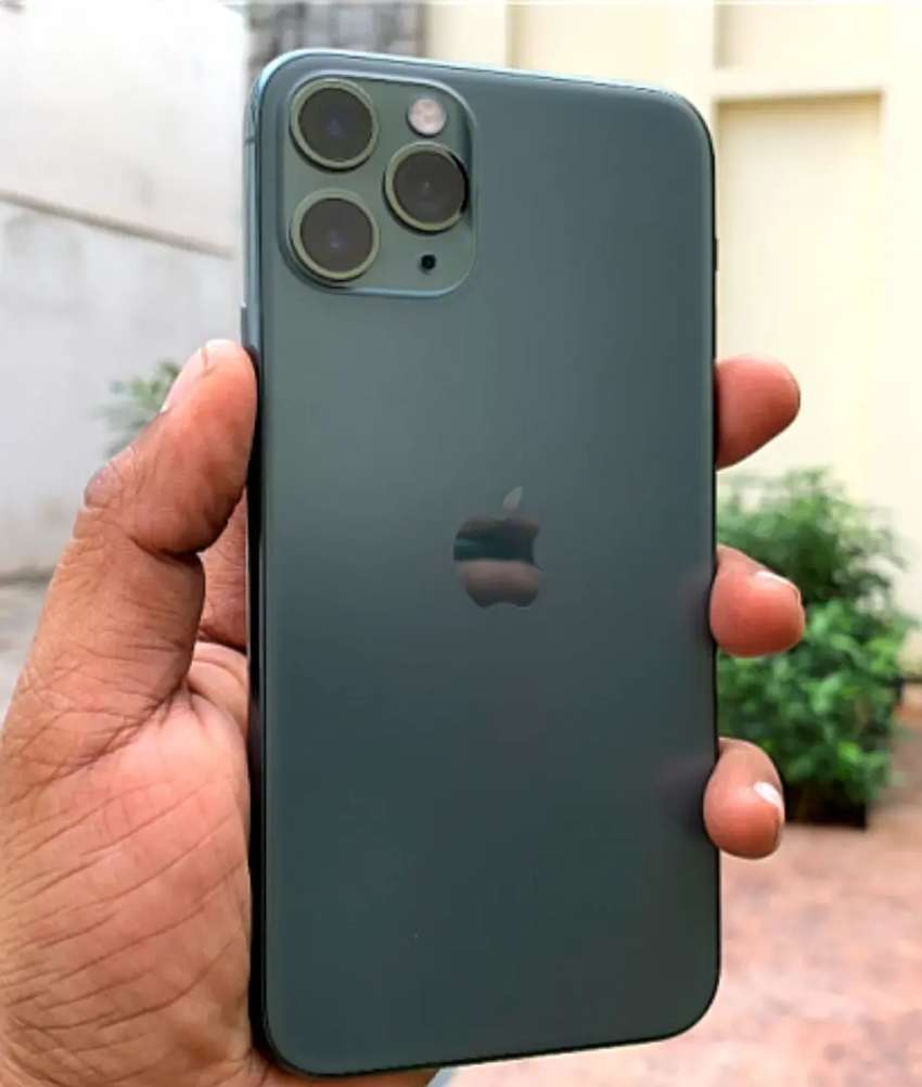 Iphone 11 Pro 64gb verde 0