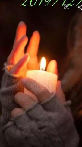 Taller de rituales con velas