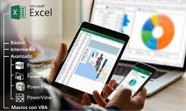 Profesor de Excel. Clases Empresariales o Personalizadas.