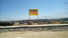 Venta de Terreno de Vivienda 300 m2 Umapalca,Sabandia