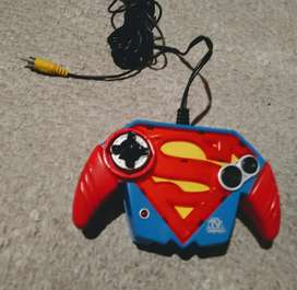 "Superman -  ""Plug and play"""