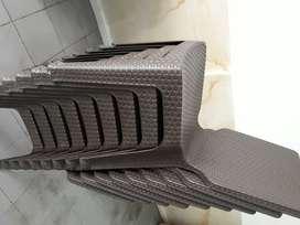 Mesa rimax con sillas