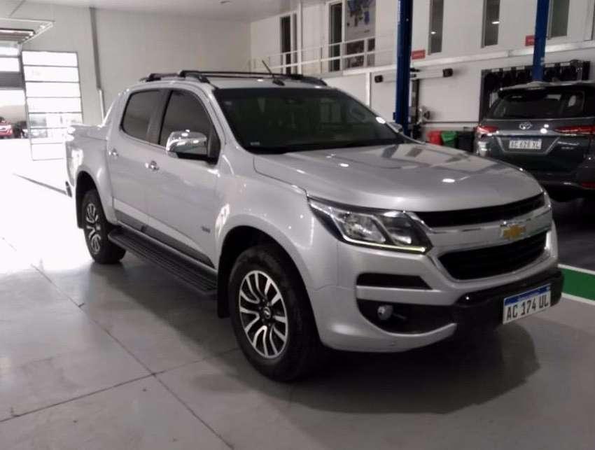 Chevrolet S10 2.8TD DC 4x4 HC MT 2018 0