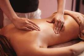 Masaje terapéutico profesional